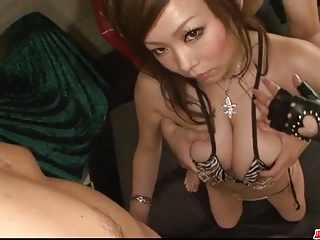 Hot Ren Mizumori pleases with proper xxx porn play