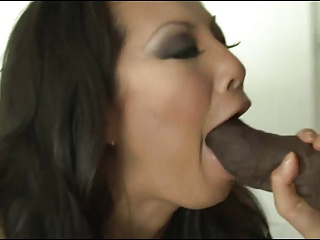 Hot Asian Slut takes BBC