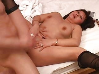 French Mature Asian
